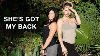 SHE'S GOT MY BACK | MONDAY MOTIVATION
