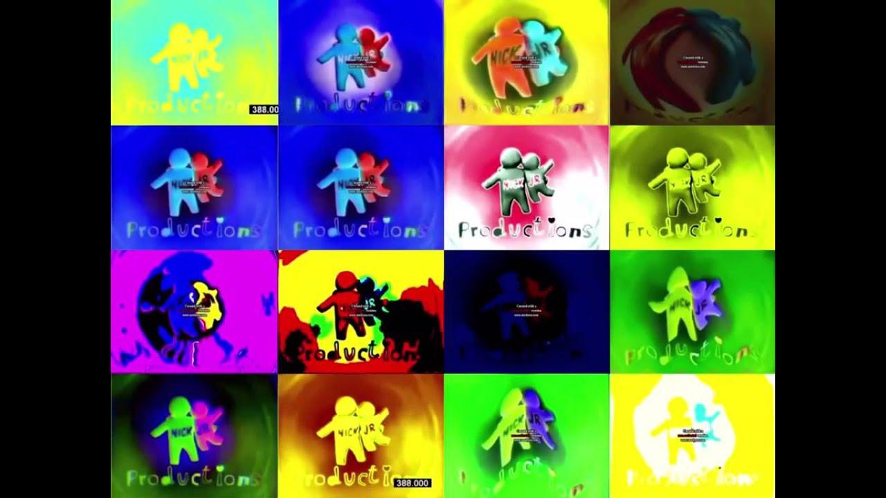 noggin and nick jr logo collection superparison 2 youtube