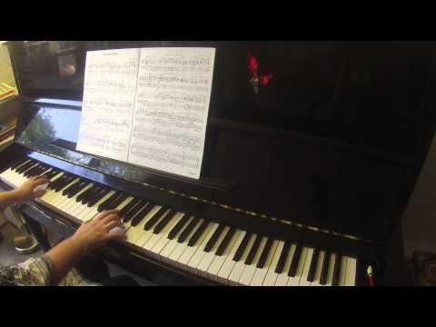 Morning Song by Kerin Bailey AMEB Piano Grade 6 and Jazzin Around 4