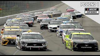 Pocono Organics 325 from Pocono Raceway | NASCAR Cup Series Full Race Replay