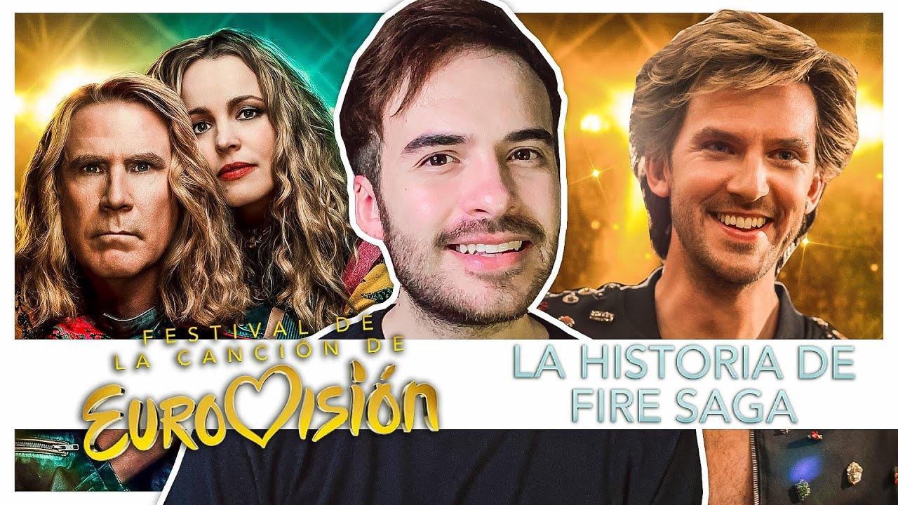 FESTIVAL DE LA CANCIÓN DE EUROVISIÓN: LA HISTORIA DE FIRE SAGA | Opinión | #NETFLIX