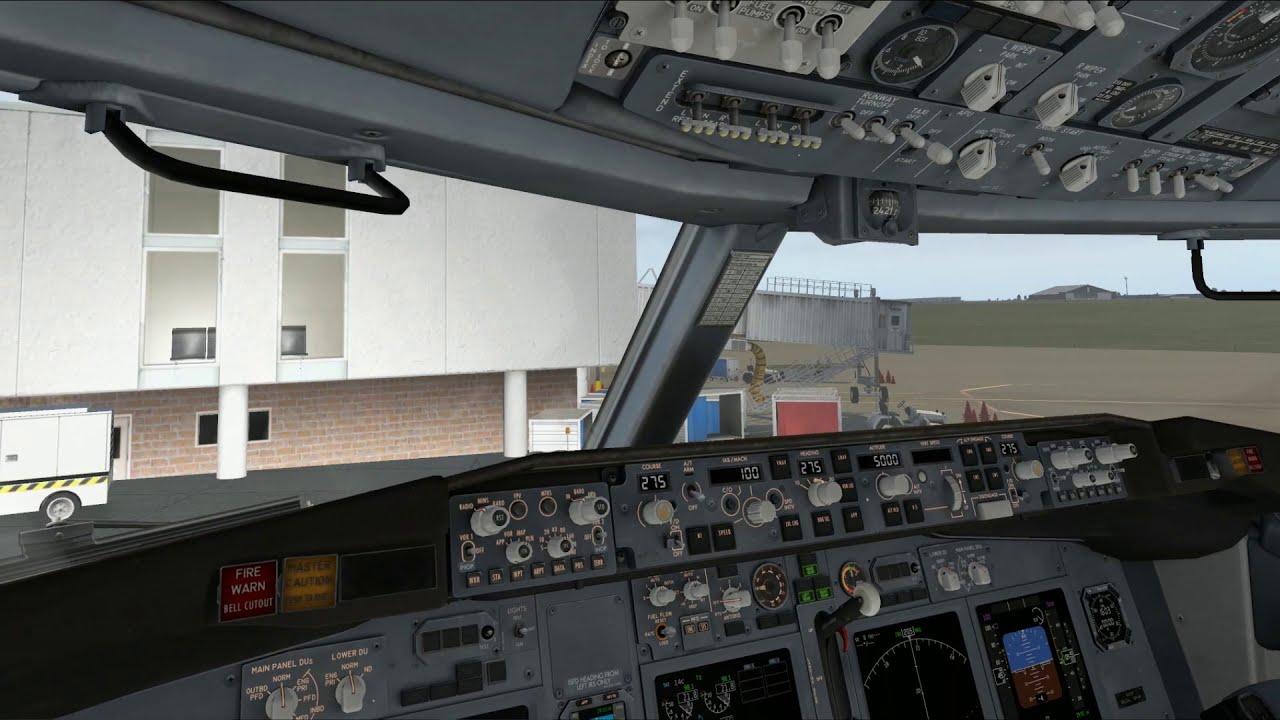 X-Plane 11 Episode #7 | Zibo 737-800 Fmc & Autopilot Walkthrough  Micah  Messer 01:14:13 HD
