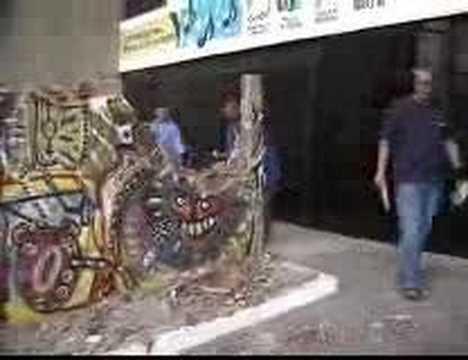 Grupo Aranha - Arte Mural