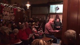Nora Store Christmas Sing-along December 13, 2015
