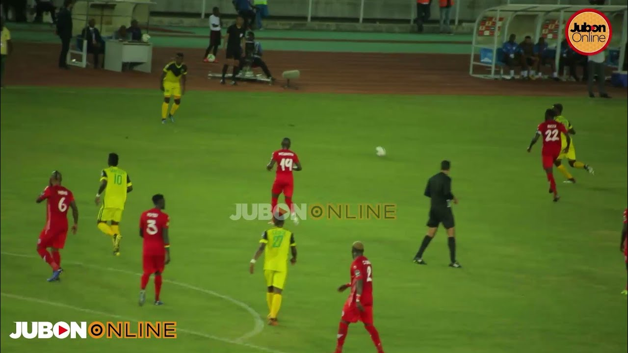 MAGOLI YA SIMBA SC Vs AS VITA 2-1 (Highlights)