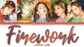 LABOUM (라붐) – Firework (불꽃놀이) Lyrics (Color Coded Han/Rom/Eng)
