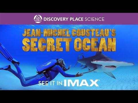 JeanMichel Cousteau's Secret Ocean  See it in IMAX