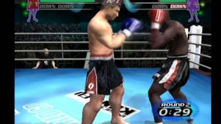 [PS2] K-1 World Grand Prix - Tournament w/ Peter Aerts