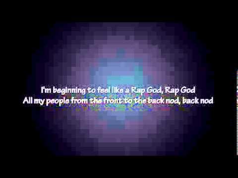 Eminem - Rap God LYRICS & DOWNLOAD