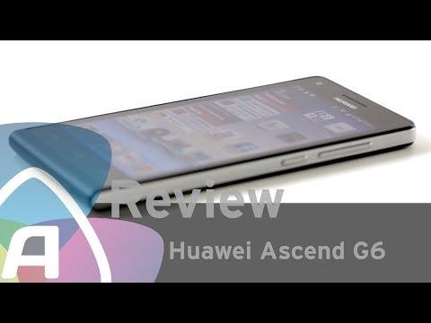 Huawei Ascend G6 review (Dutch)