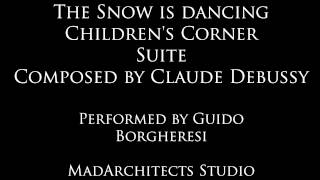 Debussy - The snow is dancing - G.Borgheresi
