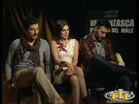VALERIA SOLARINO, FILIPPO TIMI, FRANCESCO SCIANNA - intervista - WWW.RBCASTING.COM