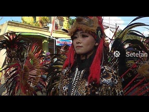 Karnaval Cah Sd Sak Wali Muride Jan Ayu-ayu #Kecamatan Kalidawir#
