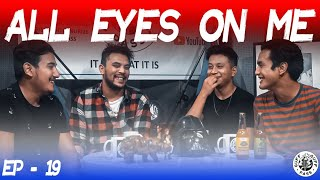 All Eyes On Me W/ NJK |  GGP Ep 19 | Touring Nightmares, Importance Of Support, Album Works, Candor