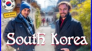 CRAZY SOUTH KOREA VLOG SERIES | Seoul & The DMZ | TRAILER