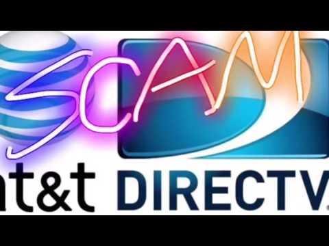 AT&T and DirecTV $250 Rebate SCAM!!