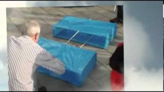 Workshop vliegers bouwen in Harderwijk, Getronics 2010