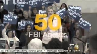 fbi finishes email investigation to interview hillary clinton and decide on filing criminal charges