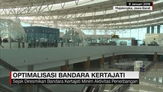 Download Video Optimalisasi Bandara Kertajati Majalengka yang Masih Sepi MP3 3GP MP4