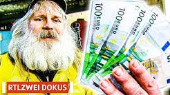 Hartz IV reicht ihm nicht: 46-Jähriger will Rente beantragen? | Armes Deutschland | RTLZWEI Dokus