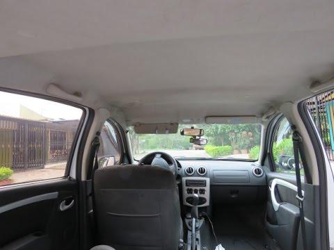 Limpiar tapizado de un coche consejos doovi - Tapizado techo coche ...