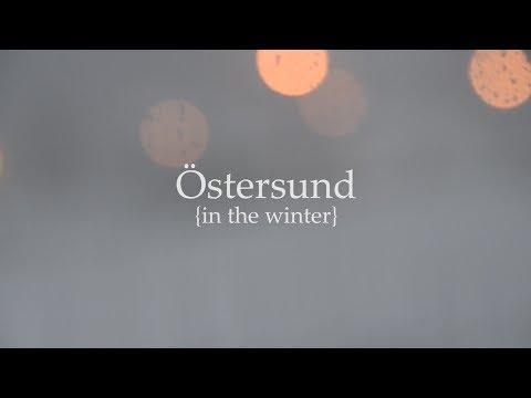 Ostersund Weekend Trip