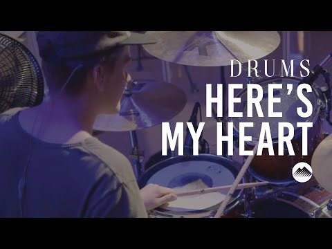 here's-my-heart-by-passion- -drum-tutorial- -summit-worship
