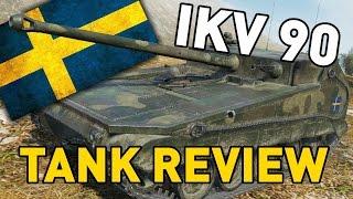 World of Tanks || Ikv 90 Typ B - Tank Review