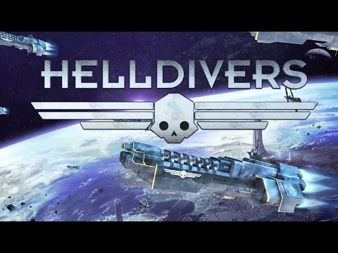 Helldivers - Steam Release Trailer