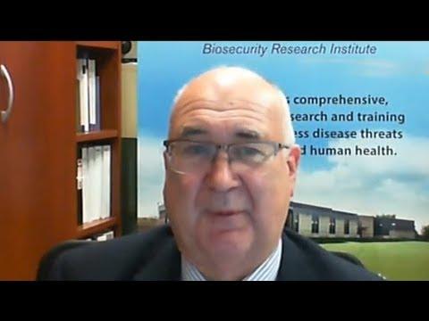 Stephen Higgs Of Kansas State University Discusses Dangers Of New Coronavirus From China