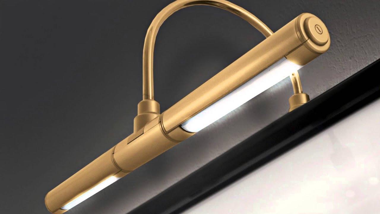 Picture Lights - Artwork Lighting Options - Lamps Plus ...