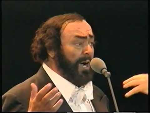 Luciano Pavarotti La Donna e Mobile 1998y