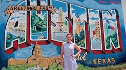 My week in Texas! // Georgetown, Fredericksburg, Austin