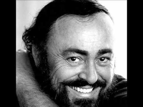 Luciano Pavarotti  - E lucevan le stelle (better quality)