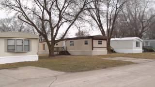 самое дешевое жилье в США за $250 мобил хоум Харлан, Айва Mobile Home Harlan, Iowa