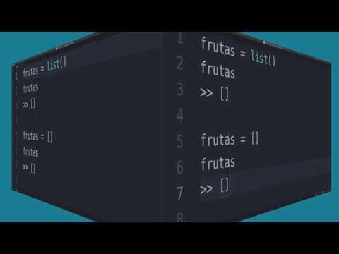 Listas (Arrays) (Python Tutorial #43) thumbnail