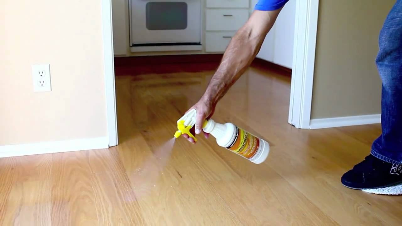 Sealing Laminate Flooring laminate floor seal Wood Floor Cleaning San Diego Clean Seal Laminate Wood Floors Tutorial Silver Olas Youtube