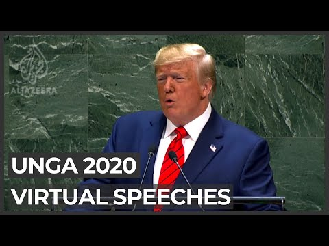UNGA 2020: Some leaders to settle for virtual speeches