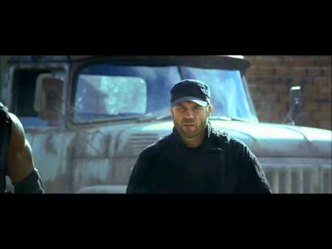 The Expendables 2 Big Guns Trailer Official 2012 [1080 HD] - Sylvester Stallone VO