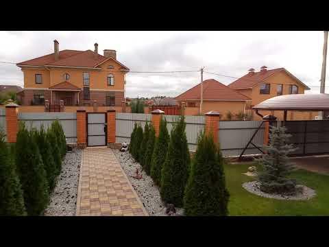 Дом в поселке Дубовое. Белгород. 125кв. 10сот. 7 100 000мл
