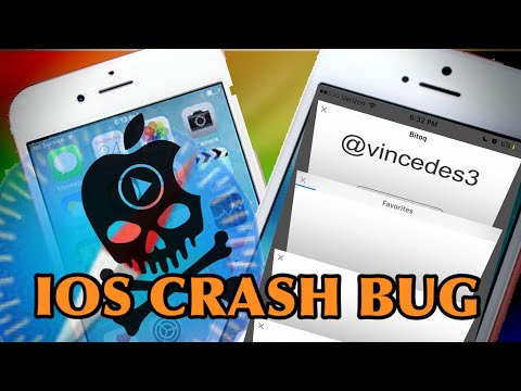 THIS LINK WILL CRASH YOUR IPHONE