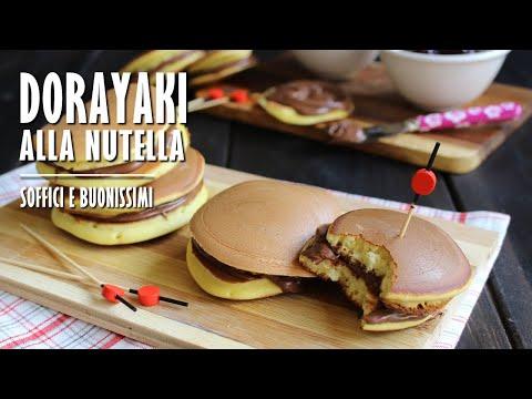 dorayaki-alla-nutella- -ricettedalmondo.it