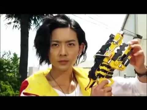 Zyuden sentai kyoryuger it s here armed on midsummer festival tap 1 vietsub