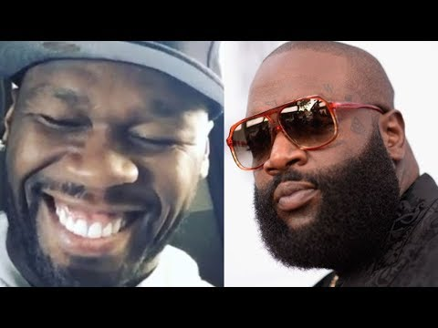 50 Cent Reacts to Rick Ross being HOSPITALIZED and Found Unresponsive
