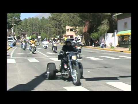 Sun City Biker at Golden Aspen Rally 2012 | Ruidoso, NM