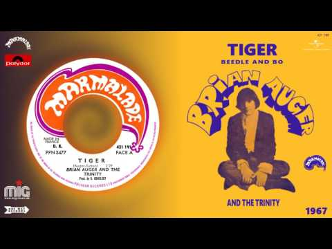 Brian Auger & The Trinity - Tiger (CD Version) [Rhythm & Blues - Psychedelic Rock] (1967)