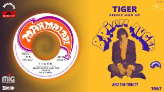 Brian Auger & The Trinity - Tiger (CD Version) [Rhythm & Blues - Psychedelic Rock] (1967) | Brol Planet