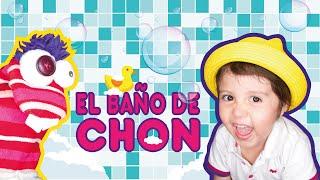 EL BAÑO DE CHON / MAMA PIG Y GEORGE VAN A LA HELADERIA