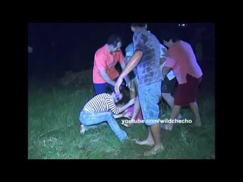 A mais engraçada briga de vizinhos já filmada
