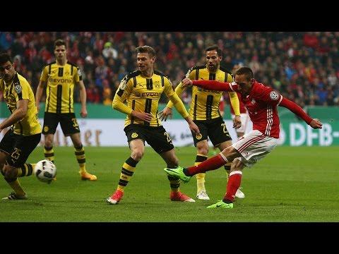 Die BILD-Halbzeit-Show vom DFB-Pokal-Halbfinale Bayern München – Borussia Dortmund